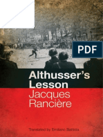 Althussers Lesson