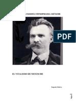 El Vitalismo de Nietzsche. 2