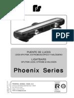 Anleitung Phoenix Lichtbalken