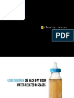 Charity Water Presskit