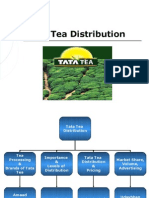 Tata Tea Distribution