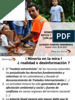 Minería en la mira - Alfredo Fuentes