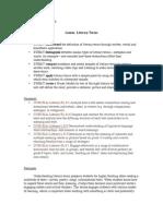 literary terms lp  10 21-24
