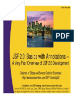 03 JSF2 Basics With Annotations