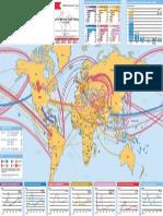 Global Fertilizer Trade Flow Map