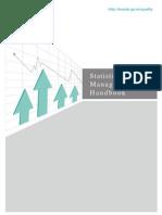 Stastistics Quality Management Handbook