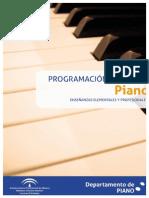 Programacion de Piano