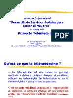 J Philippe Flouzat Telemedecine