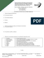 evaluacion metodologia septiembre