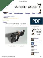 Do It Yourself Gadgets_ Coil Gun