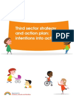Third Sector Strategy and Action Plan - Children's Plan