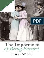 Oscar Wilde - The Importance of Being Earnest.epub