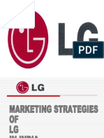 Lg Marketing Presentation