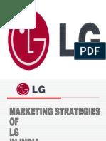 Lg Marketing Presentation
