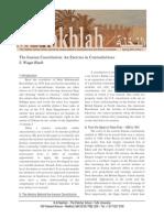 Hasib - The Iranian Constitution
