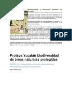 Biodiversidad y Desarrollo Humano en Yucatán
