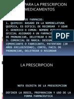3. f. Prescripcion de Medicamentos- Dosis - 2
