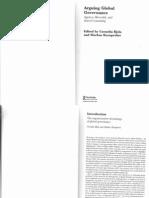 Argumentative Deontology of Global Governance, Corneliu Bjola and Markus Kornprobst, 2010