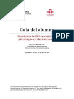 Guia Del Curso 2014