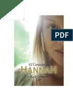 Carmona, Rocio - El Corazon de Hannah
