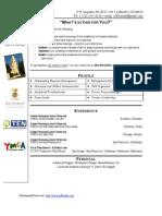 2013-14BundyCombinedBriefing Resume CIO ECQs