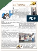 Boletin 125 Informe Misionero Guatemala Octubre 2009