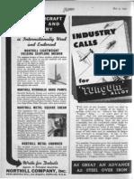 Northill Ad 1940