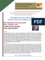 seminar feb 26