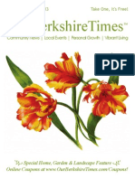 April - May 2014 Our BerkshireTimes Magazine