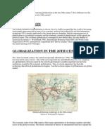 World History Essay