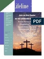 April 2014 FBC Blanchard Lifeline