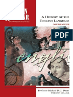 Drout Michael d c a History of the English