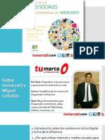Manejo de Las Redes Sociales Como Estrategia de Mercado - CEDEA_PUCMM