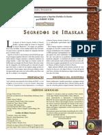 Segredos de Imaskar [Nivel 6]