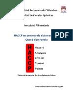 HACCP-PANELA