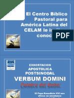 VERBUMDOMINI-presentación en Powerpoint-2010