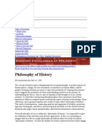 Philo of History