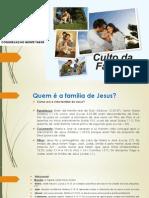 Quem é a família de Jesus