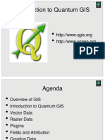 Qgis tutorial | Geographic Information System | Earth & Life Sciences