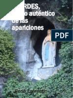 Lourdes Relato Autentico de Las Apariciones Rene Laurentin