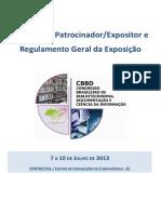 MANUAL-DO-EXPOSITOR-E-REGULAMENTO-GERAL-DA-EXPOSIÇÃO-XXV-CBBD-2013