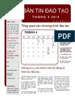 Chuong Trinh Dao Tao Thang 04 - 2014
