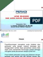 Presentasi Fraud PH