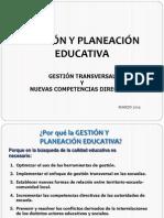 Gestión y Desarrollo Educativo II MODIFICADO US