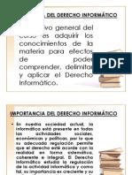 Importancia Del Derecho Inform Tico