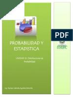 UNIDAD III Distribuciones Parte A