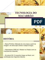 Massas Tecnologia Do Macarrao