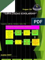 Surya Zigza Scholarship