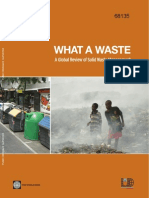 What a Waste - A Global Review of Solid Waste Management