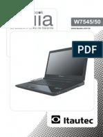 Guia de Instalacao Infoway Note w7545-501